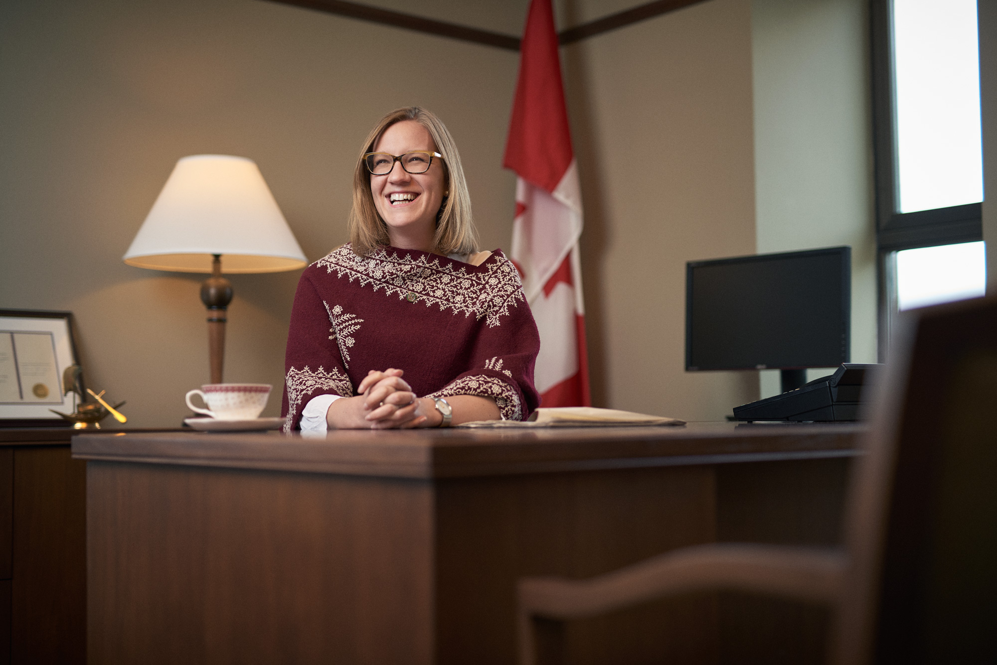 Karina Gould, Minister of Democratic Institutions | McGill News Alumni Magazine