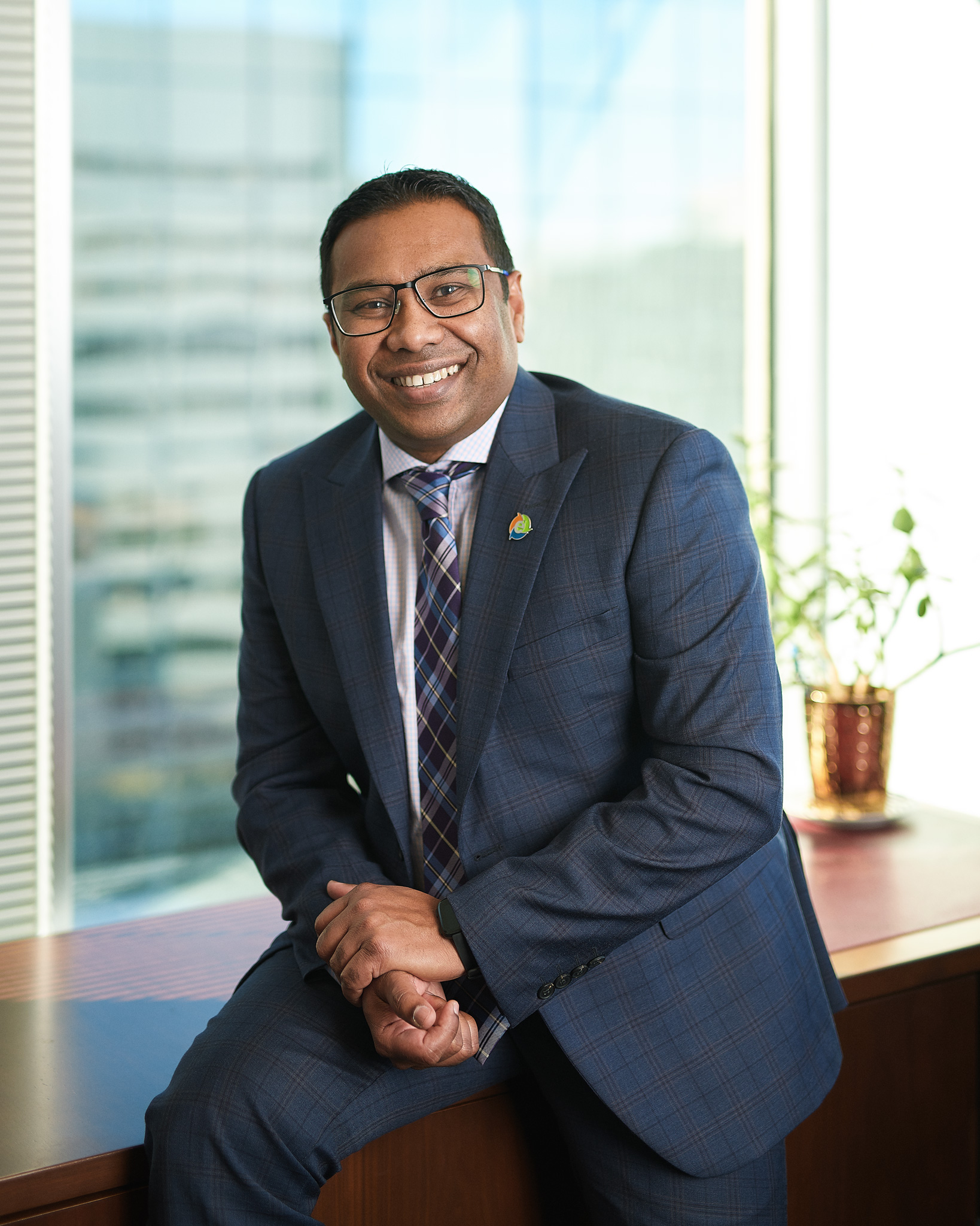 Channa Perera | Canadian Electricity Association