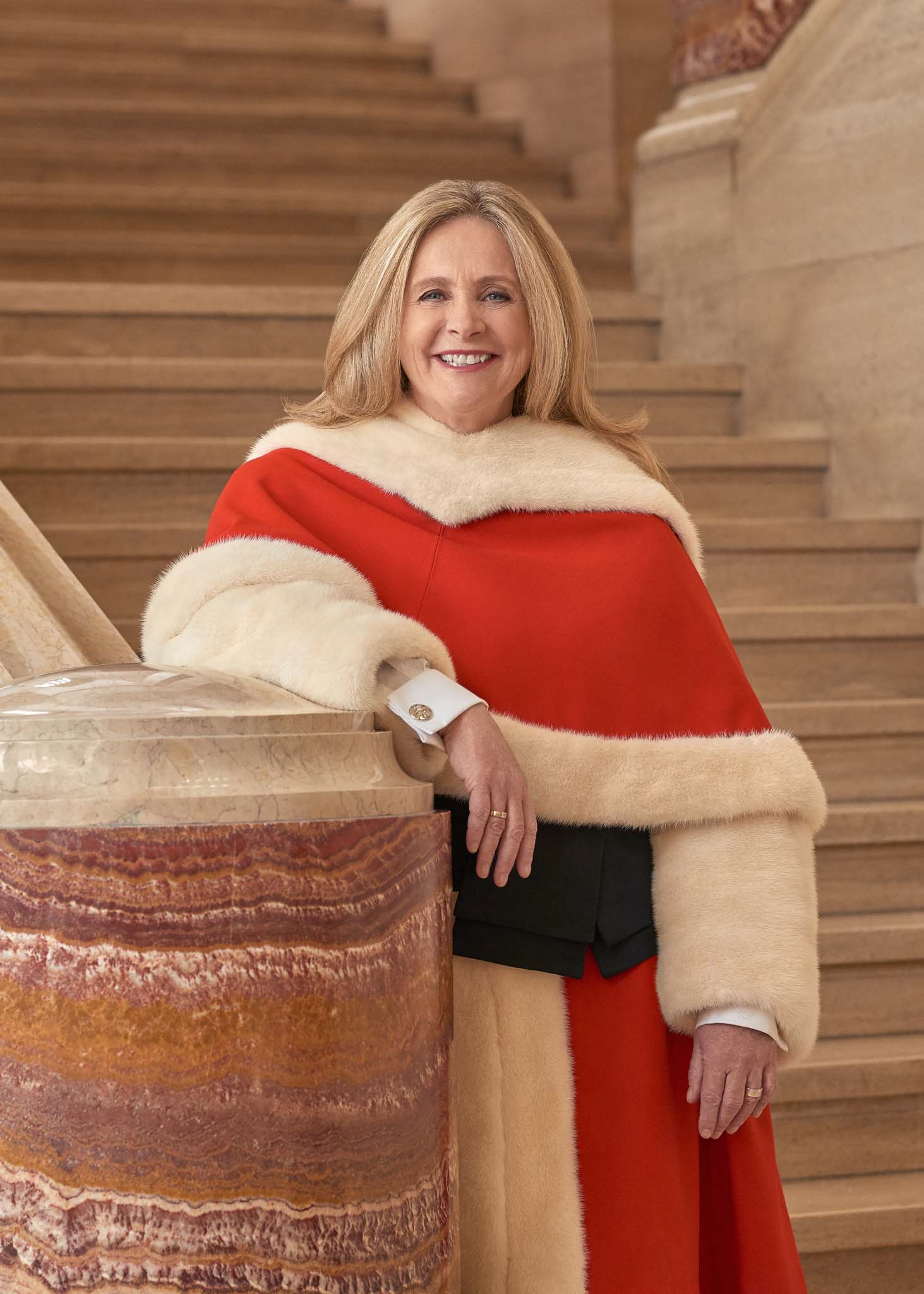 Official portrait of Justice Martin | Supreme Court of Canada
