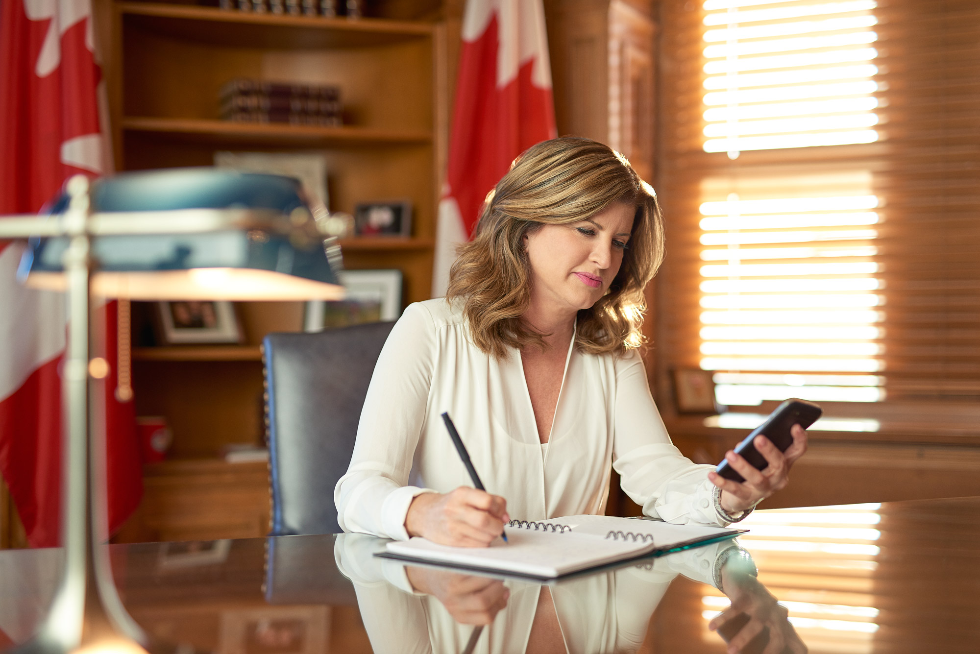 Rona Ambrose, Former Interim Leader of the Official Opposition, Conservative Party of Canada | Maclean