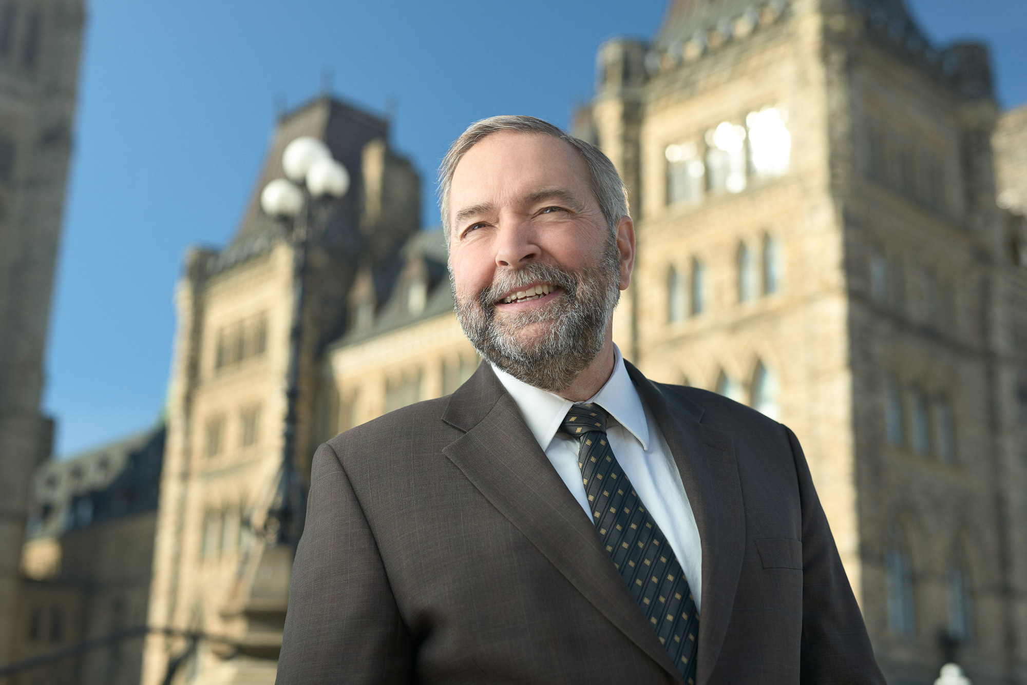 Tom Mulcair, Former Leader of the NDP | Maclean