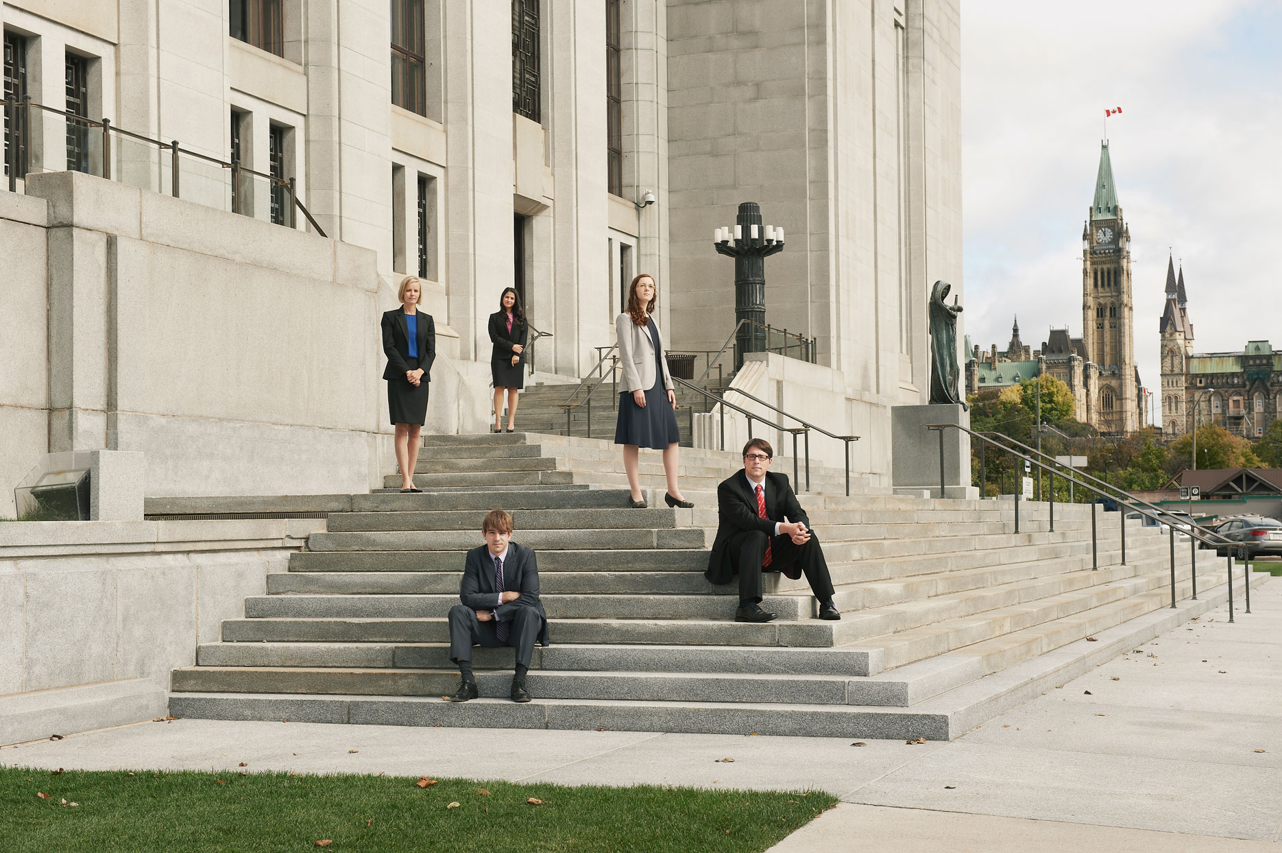 Supreme Court of Canada Clerks | McGill News Alumni Magazine